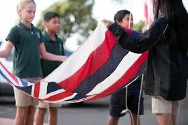 Hawaiian Flag Statehood Day For Hawaii Island Pacific Academy