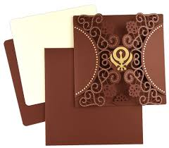 sikh wedding cards considerations in choosing a sikh wedding card provider indian