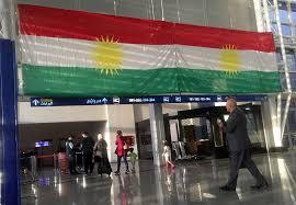 Kurdish Flag Foreigners Leave Iraqi Kurdistan Before Flight Ban The Times Of