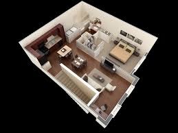 one bedroom house plans with loft 50 one 1 bedroom apartment house plans architecture design