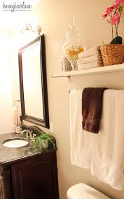 Easy Bathroom Makeover Bathroom Makeover Reveal Honeybear Lane