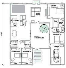 searchable house plans u shaped house plans with central courtyard search