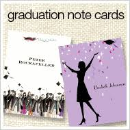 graduation thank you notes customized thank you cards note cards personalized