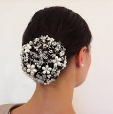 hair bun accessories wedding hair accessories article by hermione harbutt
