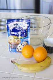 how to jazz up a store bought muffin mix