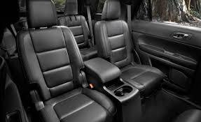 Ford Explorer 2015 - car picker ford explorer interior images