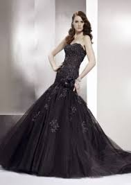 black dresses wedding style black mermaid wedding dresses 78 about wedding