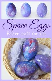 space eggs easter craft for kids adventure in a box