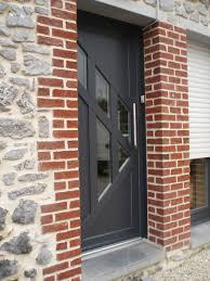 porte d ent de cuisine porte d entrée moderne blanche urbantrott com