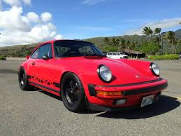 1990 porsche 911 red red porsche porsches for sale
