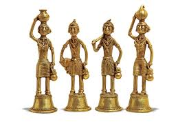 show pieces in brass home decor