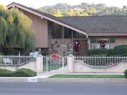 The Brady Bunch House Floor Plan The Brady Bunch House Built In 1959 Chosen In 1969 To Be The