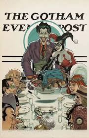 norman rockwell in gotham city webdesigner depot part 1564