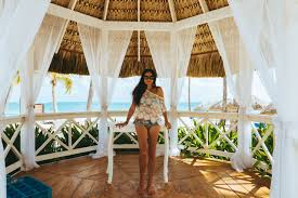 dreams palm beach punta cana a white sandy beach and laid back
