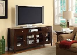 Dark Oak Furniture 700693 Tv Stand In Dark Oak By Coaster
