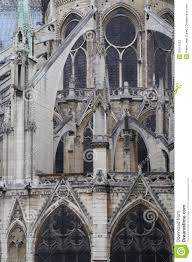 flying buttress stock photography image 31614252