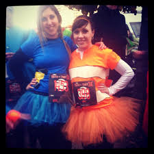 Proud Family Halloween Costume by Diy Nemo Costume With Tutu My Creations Pinterest Nemo