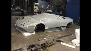 replica lamborghini vs real replica supercar body shells for sale lamborghini u0026 ferrari youtube