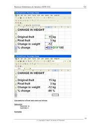business mathematics u0026 statistics