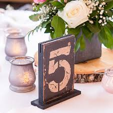 Wedding Table Number Holders Wedding Table Name Holders From 0 60 Hotref Com
