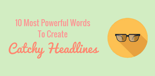 Power Words For Resume Ebook by Most Powerful Words You Must Use To Create Catchy Headlines