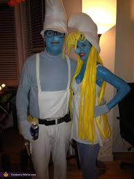 Pencil Halloween Costume Handy Smurf Smurfette Costume Photo 2 3