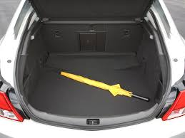 opel astra 2014 trunk image gallery opel insignia trunk space