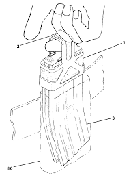 Split Level Floor Plans 1970 Patent Us6212815 Magazine Grip Google Patents