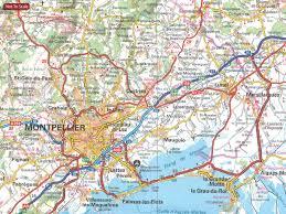 Rouen France Map by France Ign 250k Regional Maps Stanfords