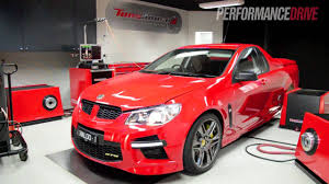 holden maloo gts 2015 hsv gts maloo makes 368kw atw on dyno youtube