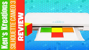 silhouette portrait amazon 2017 black friday silhouette cameo 3 review youtube