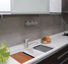 convertible sink for residential pro