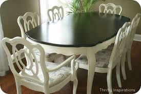 french provincial dining room furniture french provincial table set makeover hometalk