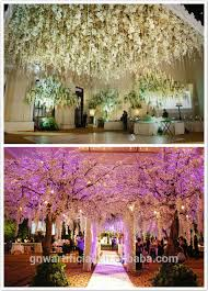 Used Wedding Decorations For Sale Bls026 Gnw 12ft Decorative Tree Silk Cherry Blossom Trees