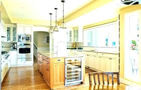 kitchen island with refrigerator wine refrigerator kitchen island with cooler fridge in islan tinyrx co
