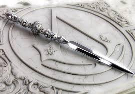 ornate letter opener by aranwen on deviantart