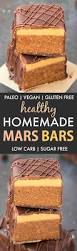 healthy homemade mars bars paleo vegan gluten free