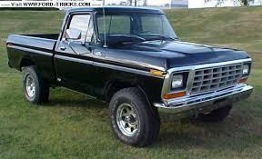 1979 ford f150 custom 1979 ford f150 4x4 finally finished 79