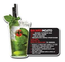 bacardi mojito recipe gorillamagnets com the power