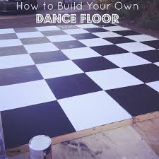 How To Build A Tent How To Build A Dance Floor Tents Dancing And Barn