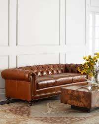 Chesterfield Sofa Cushions Massoud Davidson 94 Three Cushion Chesterfield Sofa
