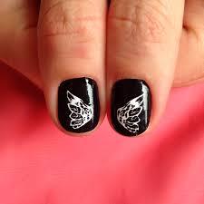 nail art for scratch nails kelsey montague art