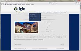 real estate investment firm web design dezignation