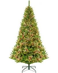 artificial christmas tree with lights summer bargains on gki bethlehem lighting pre lit green river