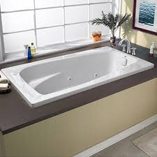 Home Depot Drop In Tub by 60x32 Inch Everclean Whirlpool American Standard