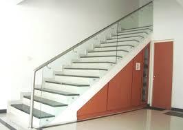 Glass Banister Staircase 33 Flamboyant Modern Staircase Designs Glass Railing Photo