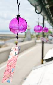 unique and beautiful japanese wind chimes add color to your home