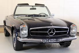 mercedes classic mercedes benz 280sl for sale at e u0026 r classic cars