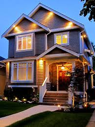 colonial house outdoor lighting exterior contemporary colonial homes design pictures remodel