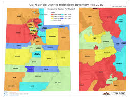 Map Of Utah by Map Of The Month Archives Page 2 Of 7 Utah Broadband Outreach